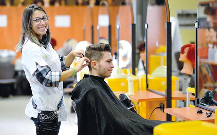 diventare parrucchiere