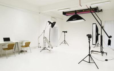 Come lavorare su un set fotografico