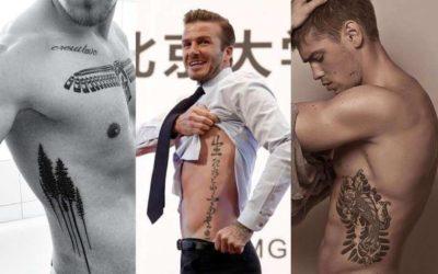 Tatuaggi maschili: i più fichi tutti qui!