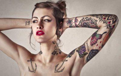 Tatuaggi femminili: ecco i più belli