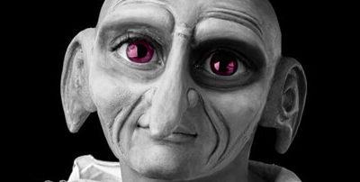 LA SAGA DI HARRY POTTER: make up e caratterizzazioni